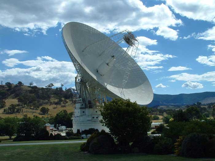satellit kommunikation Internet