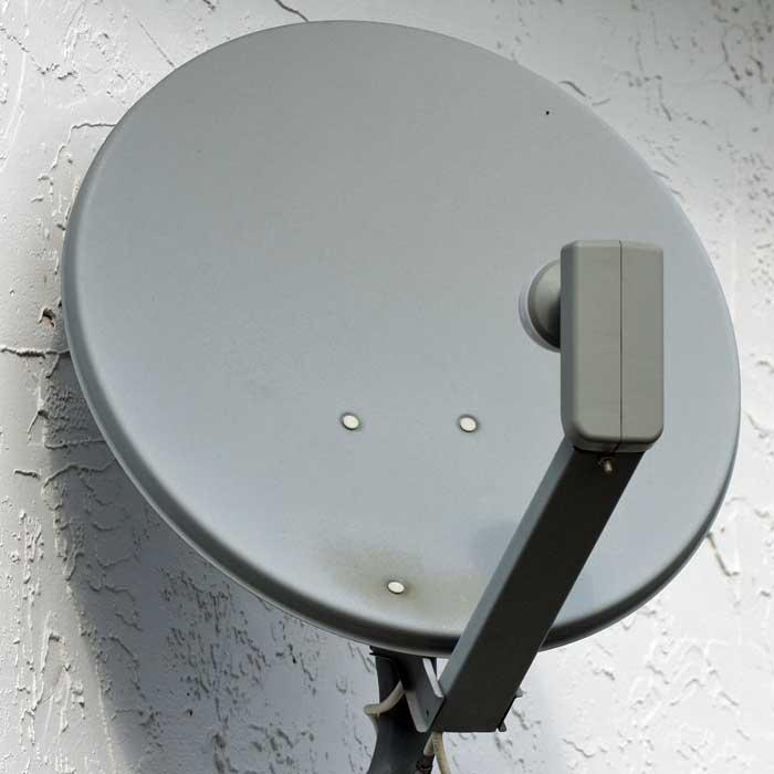 satellit-modtager-parabol