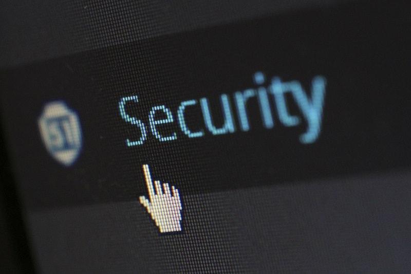 Sikkerhed på internettet med stærkt password