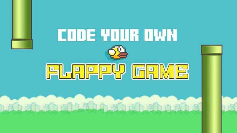 Flappy Bird spil for de mindste
