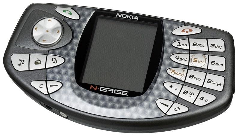 Nokia Engage spillekonsol og mobil