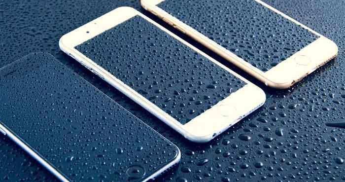 Våde iPhone modeller linet op